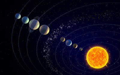 Stellium: A Cluster of Planets in the Birth Chart
