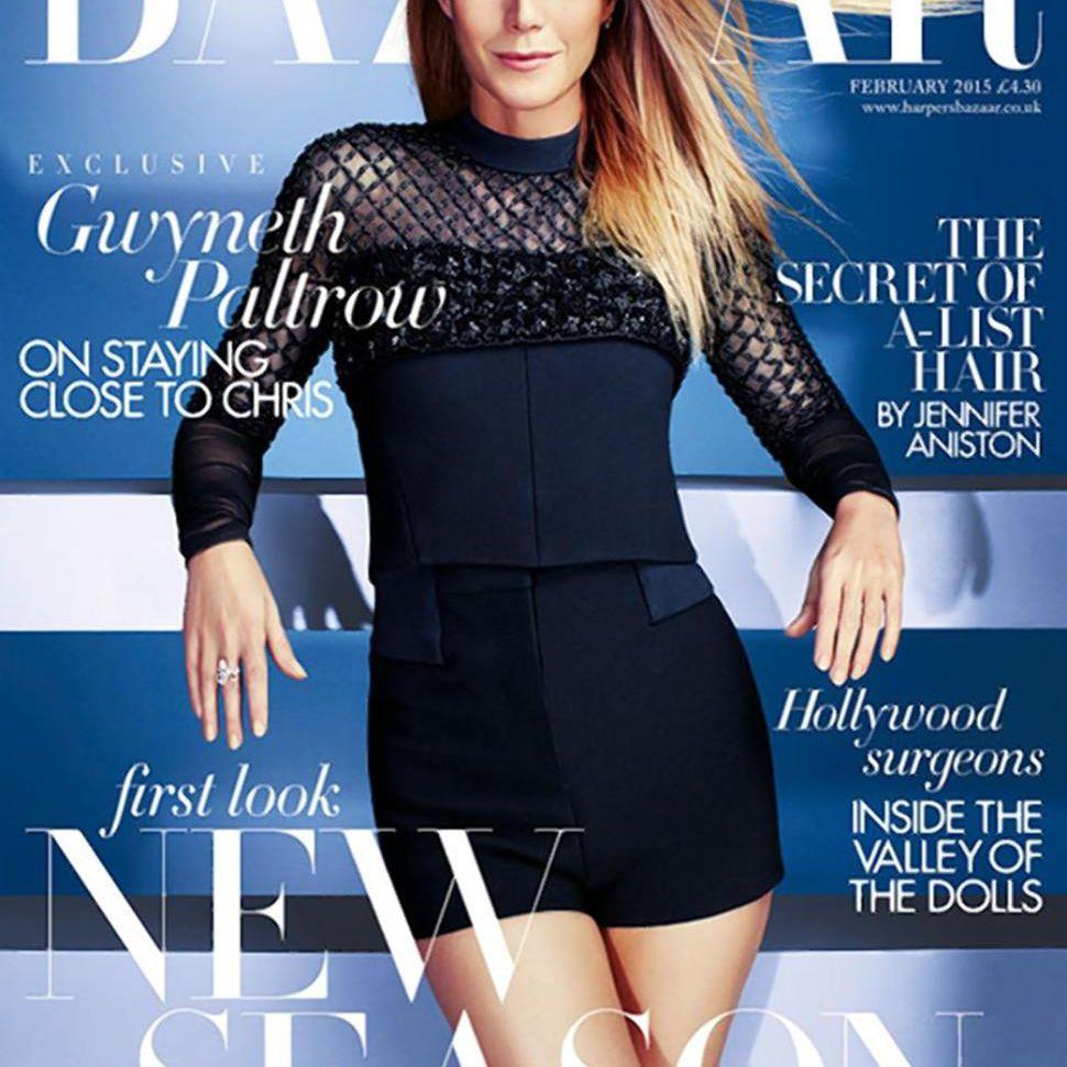 Harper's Bazaar Gwyneth Paltrow