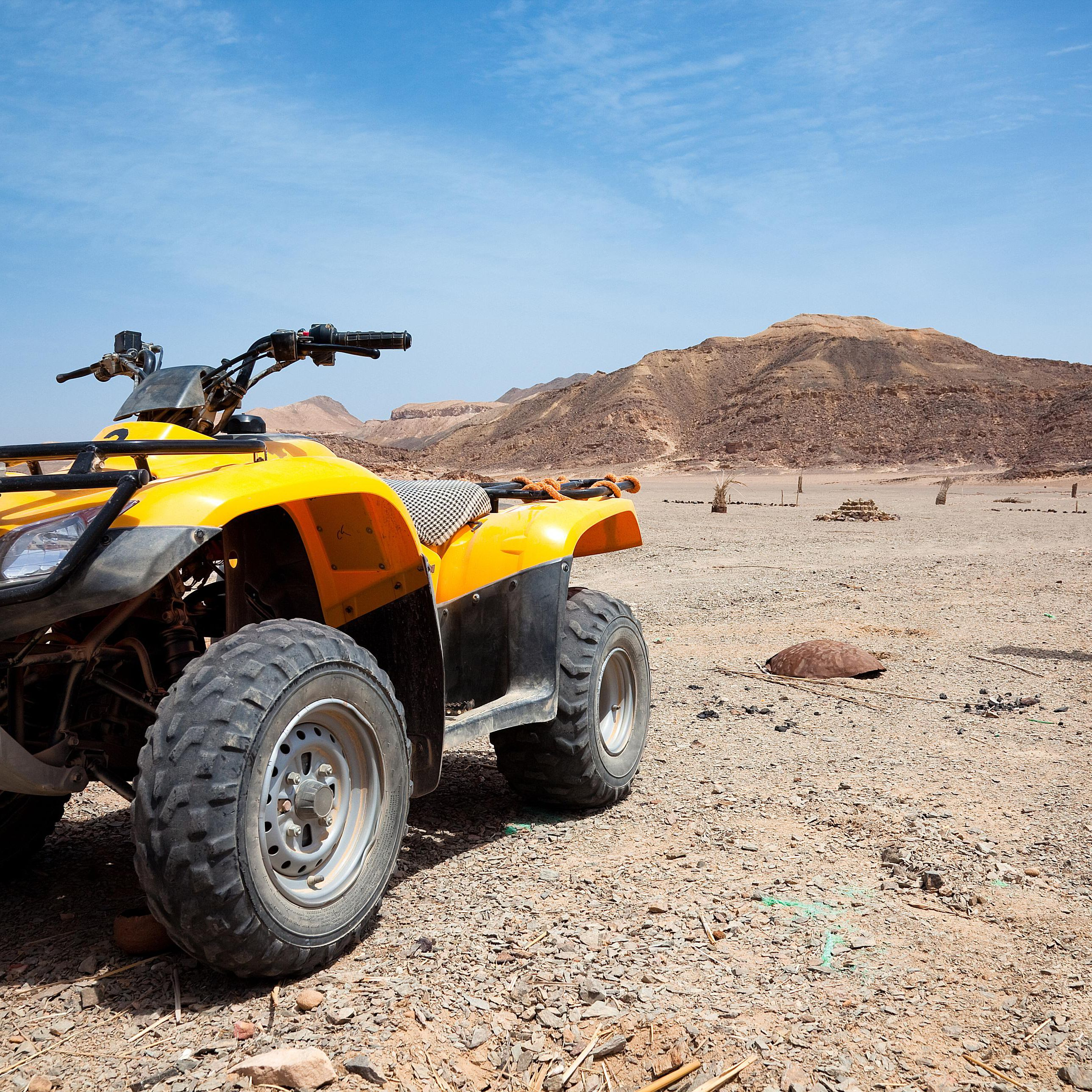 How to Fix a Dead ATV Battery