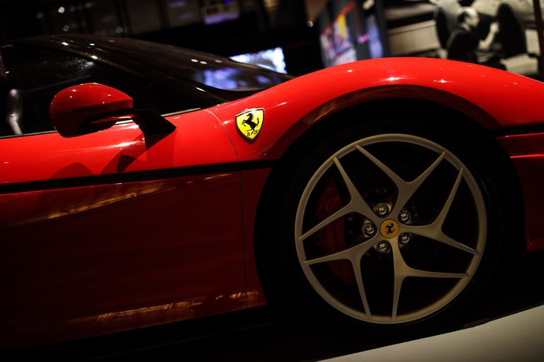 Exhibition Opens to Mark The 70th Anniversary Of Ferrari