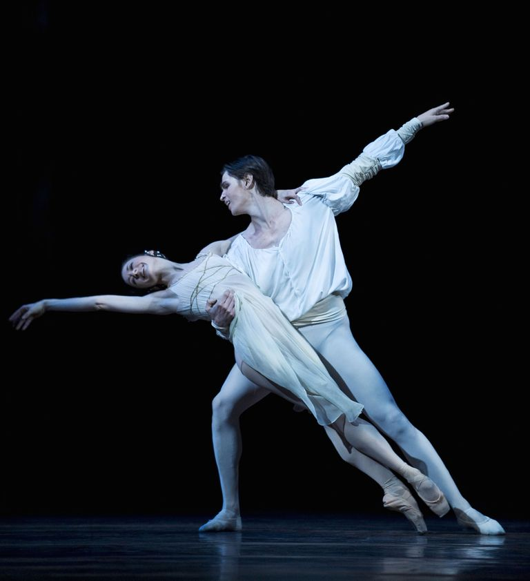 2010 production of Romeo and Juliet ballet at the Royal Swedish Opera