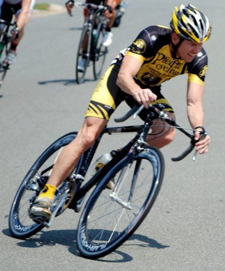 Pfeiffer University Cycling