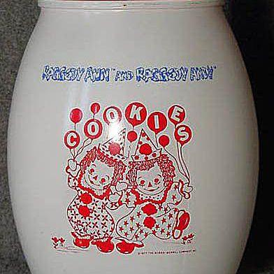 Glass Crock Jar