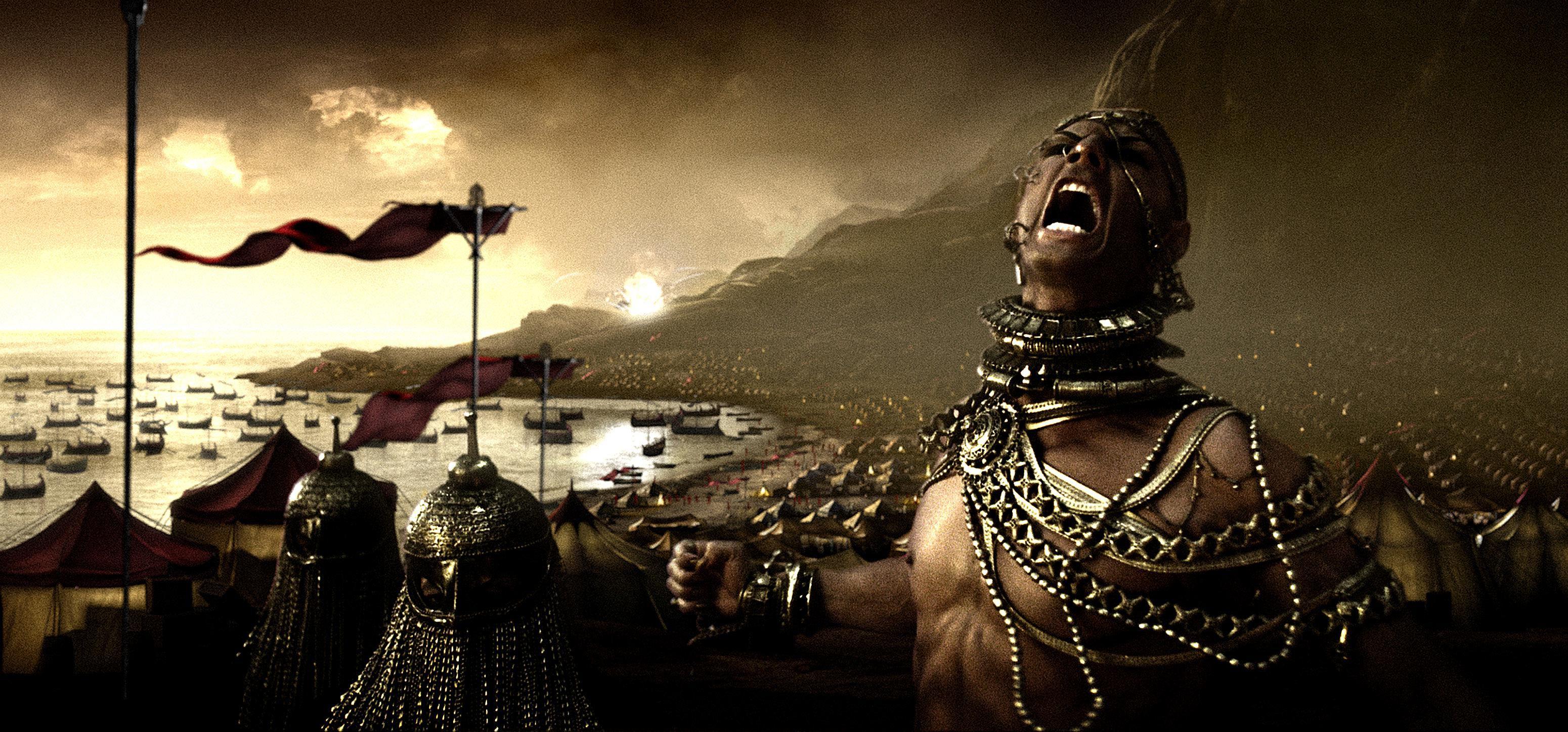 Xerxes Rage