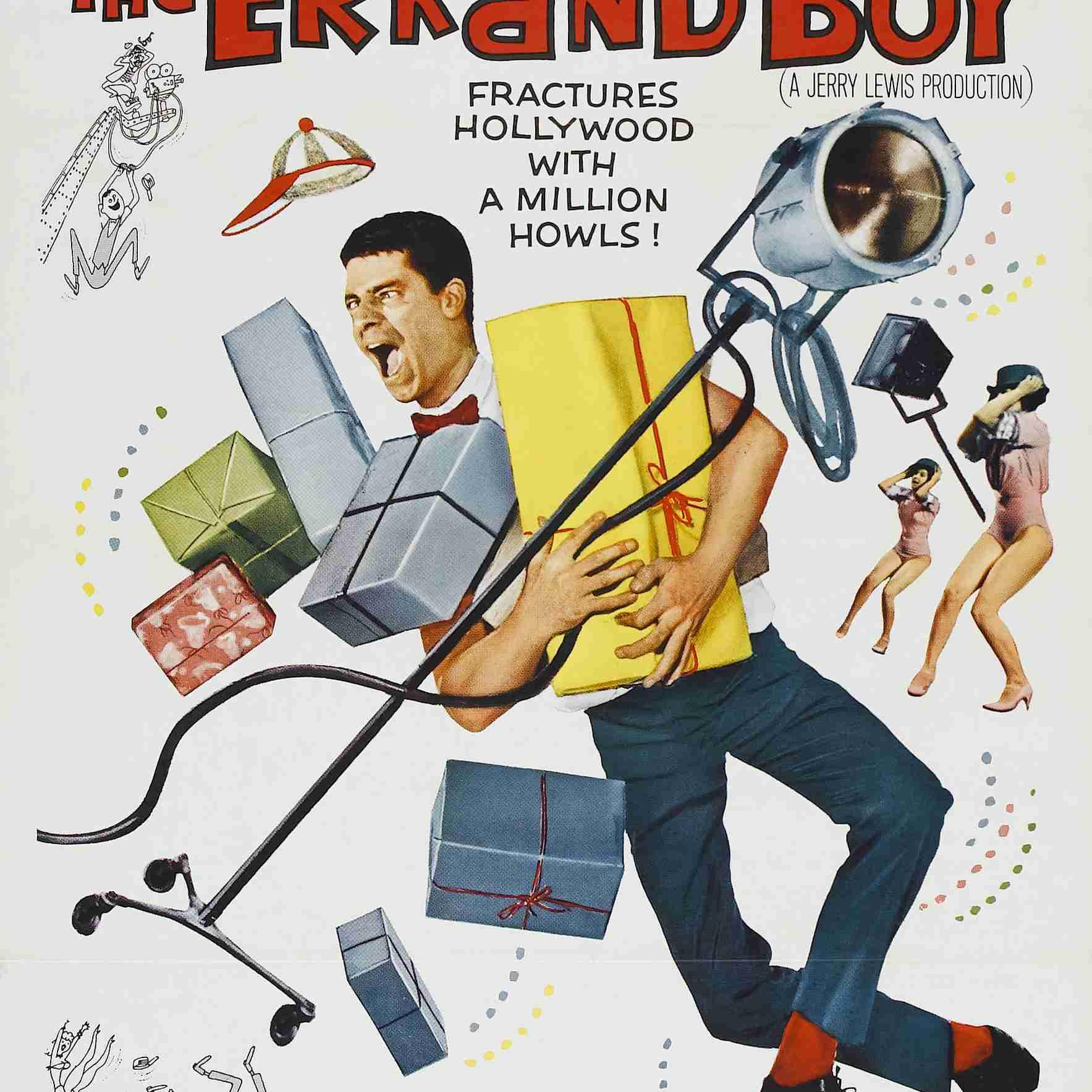 """The Errand Boy"""