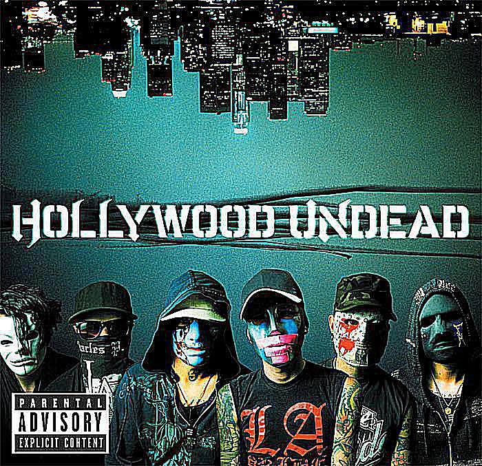 Hollywood Undead single art