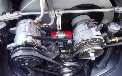 Adding AC to a Classic Car