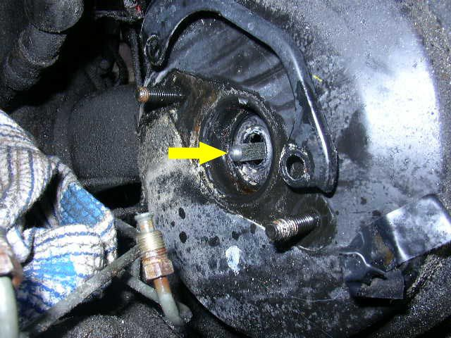Pushrod for brakes