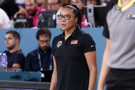 women's basketball coach