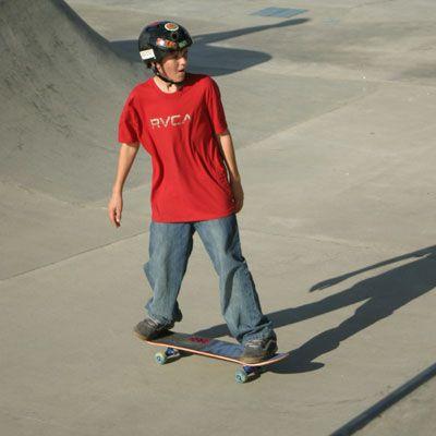 Tyler Millhouse - Rock to Fakie Skateboarding Trick Tip