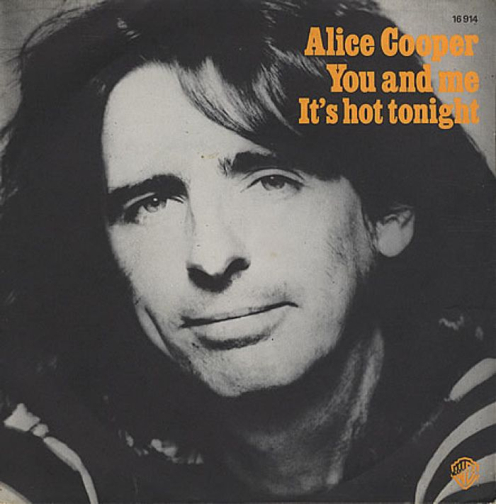 Alice Cooper You and Me