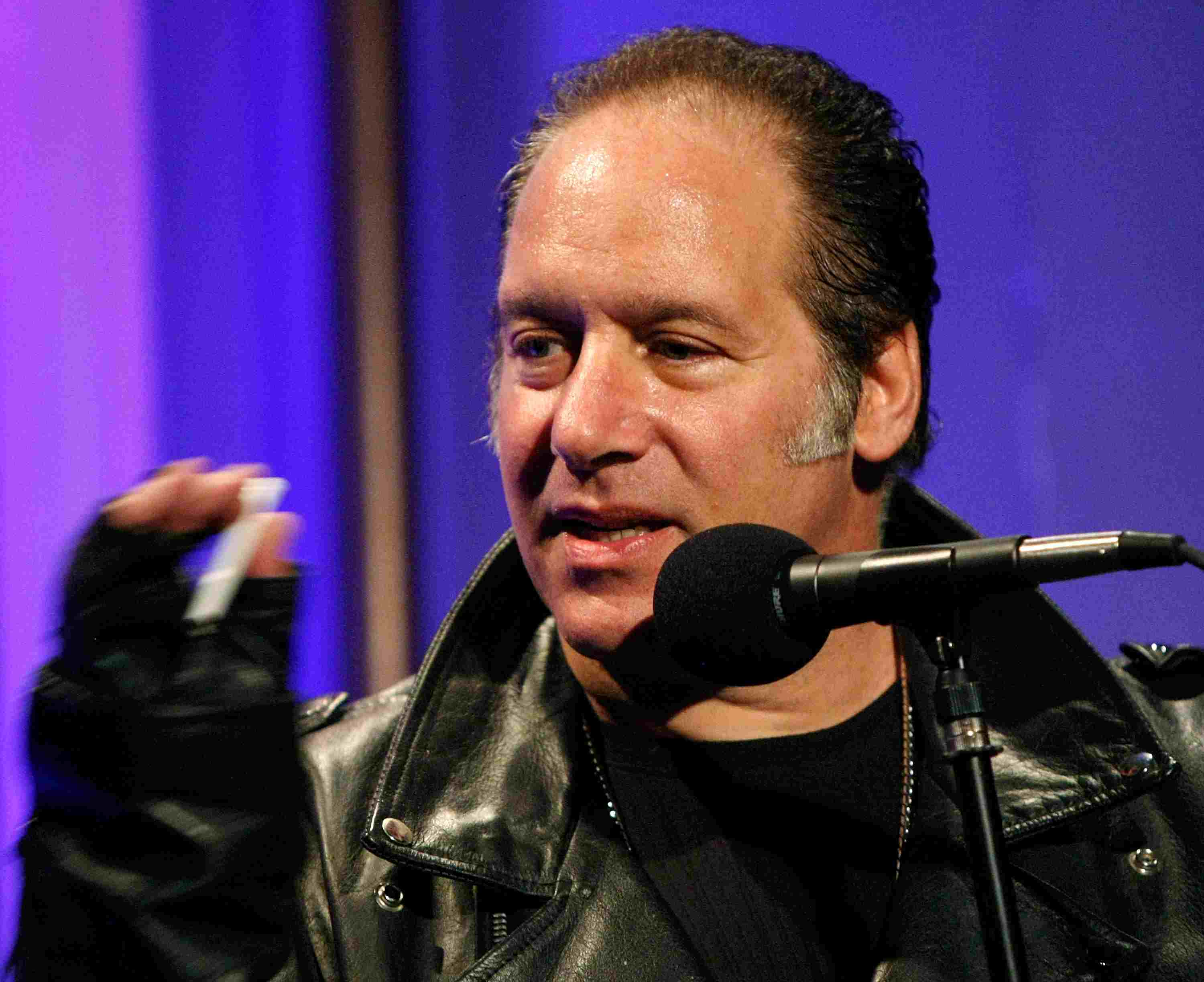 Comedian Andrew Dice Clay
