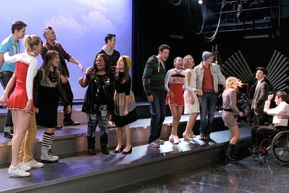 Glee We Are Young