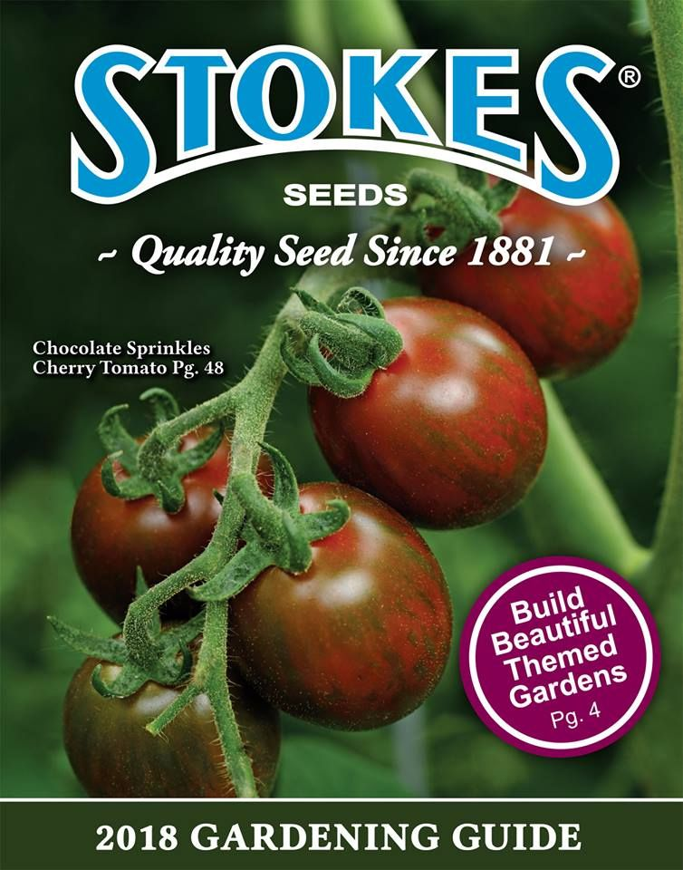 The Stokes 2018 gardening guide