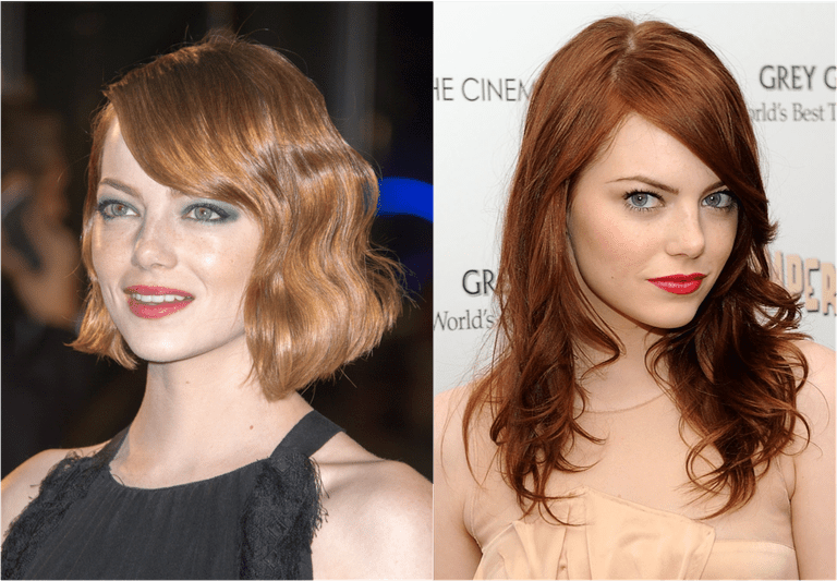 Hair Trends 21 Celebs Who Tried The Long Bob