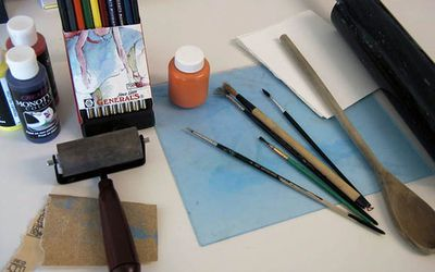 Watercolor Painting Supplies List