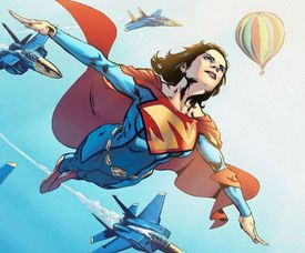 Cover of Superwoman #1
