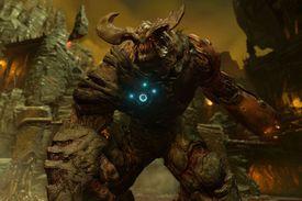 Doom 4 Video Game screenshot
