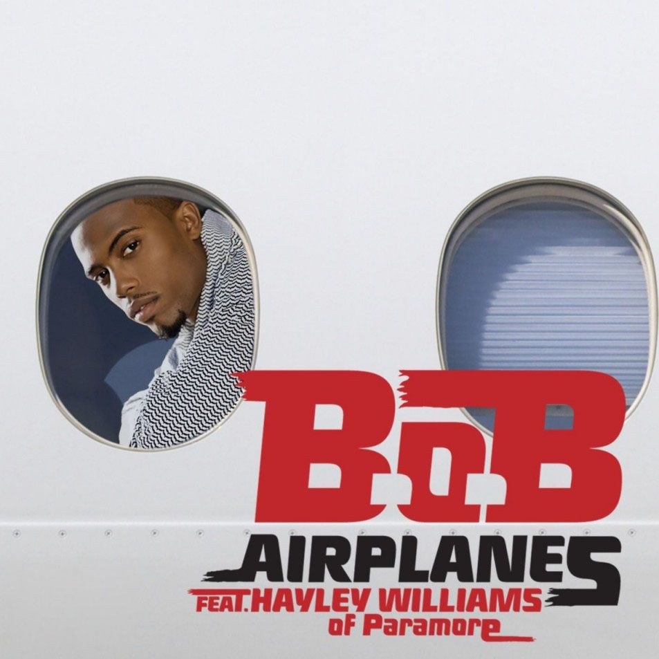 B.o.B. Airplanes Hayley Williams