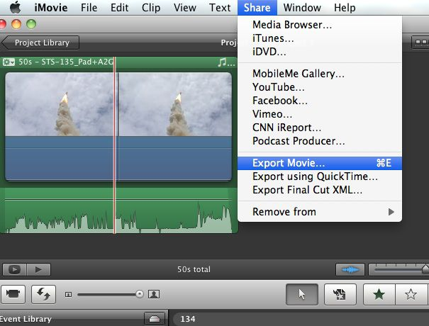 How To Replace Audio in iMovie