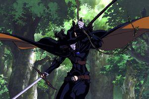 Vampire Hunter D Anime still