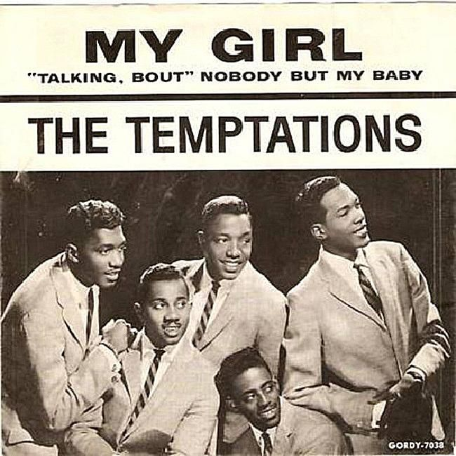 Temptations My Girl