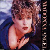 Madonna's Angel cover