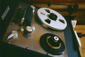 Tape recording device