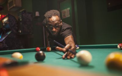 What Does English Mean In Billiards