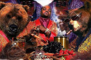 Big Bear Doin Thangs