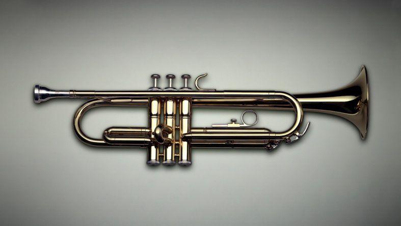 Trumpet Jazz Instrument