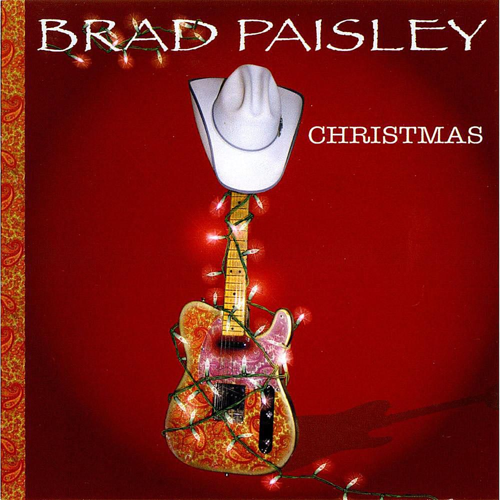 Brad Paisley Christmas cover