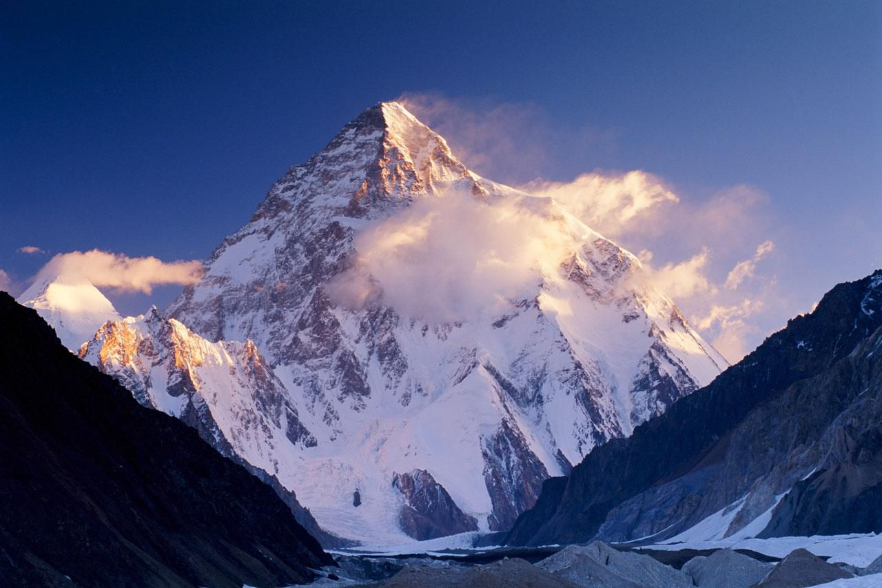 K2 Or Chogori Second Highest Mountain In The World