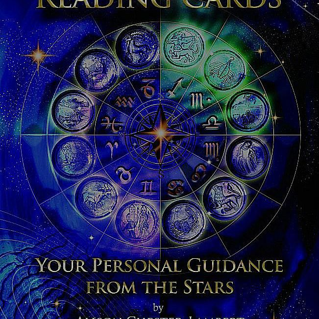 Astrology Reading Cards Pictorial Review