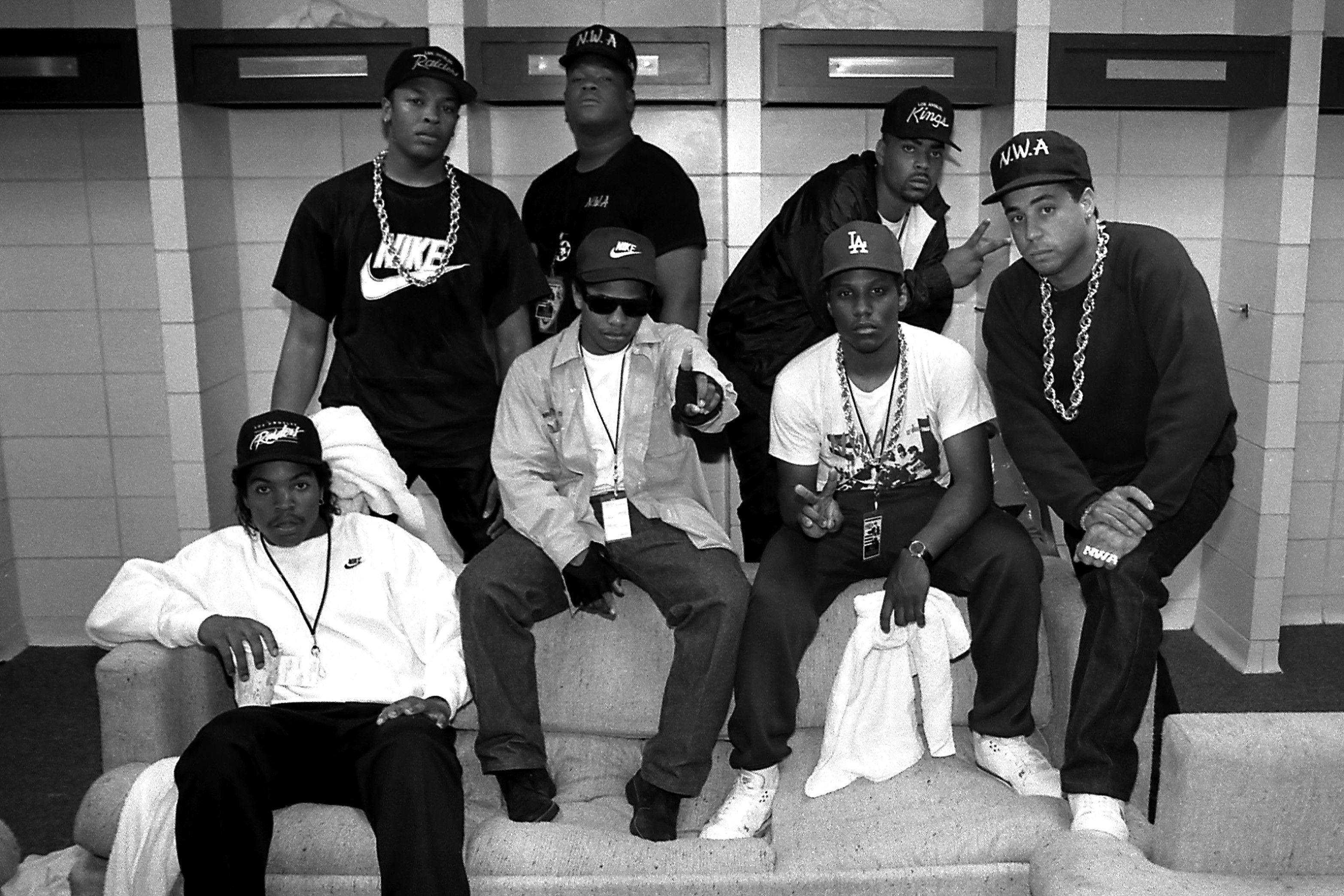 Hip-Hop and Rap Music Timeline