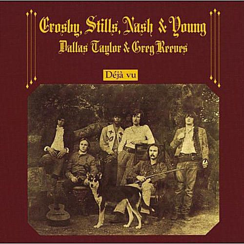 Crosby, Stills, Nash, and Young album cover