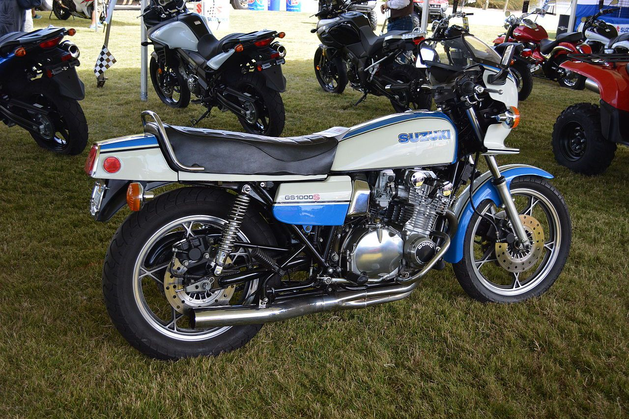 Suzuki GS1000, One of the Best Early Superbikes
