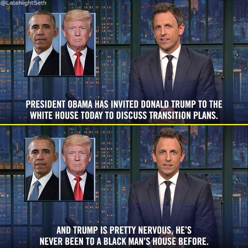 White house - Trump meme