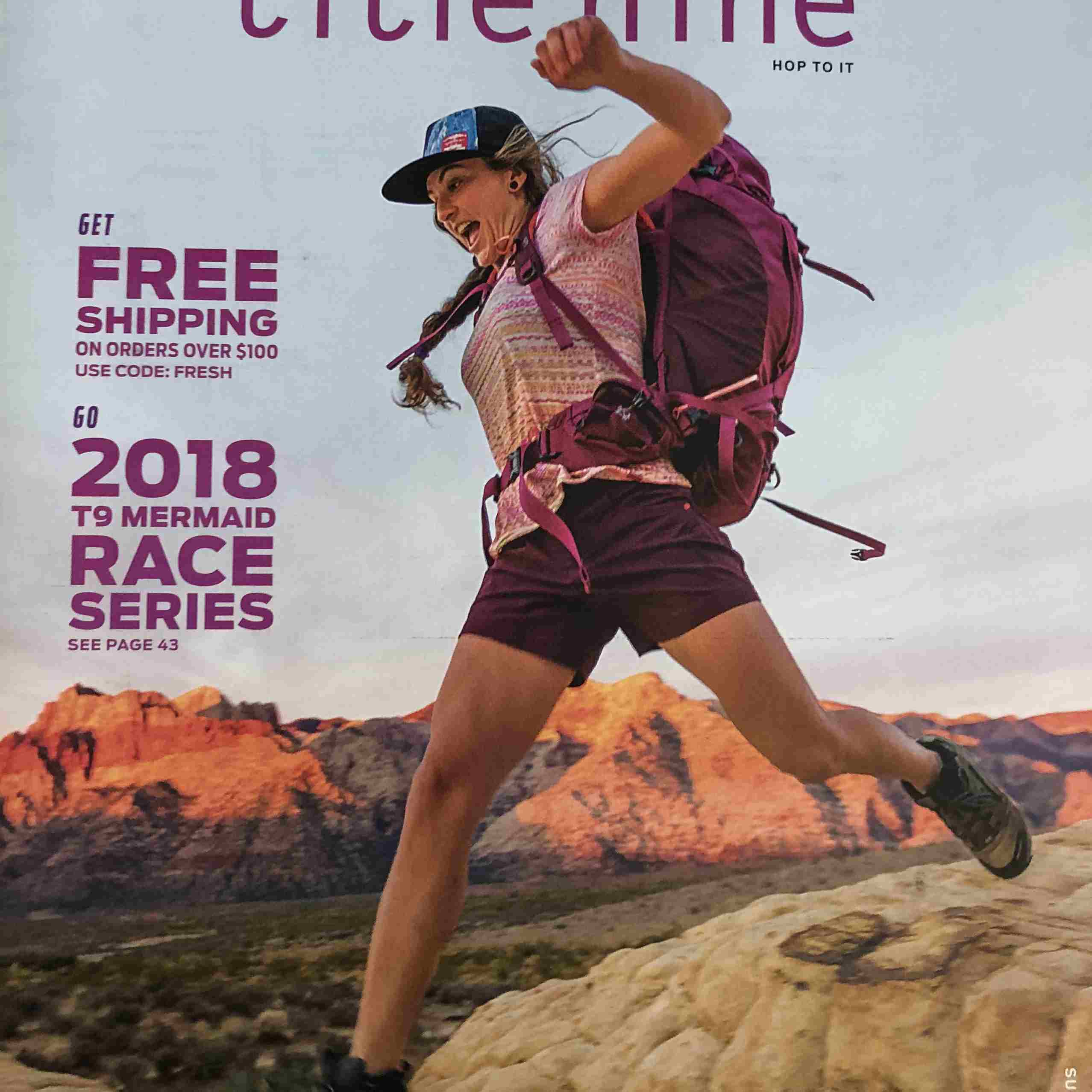 The latest Title Nine catalog