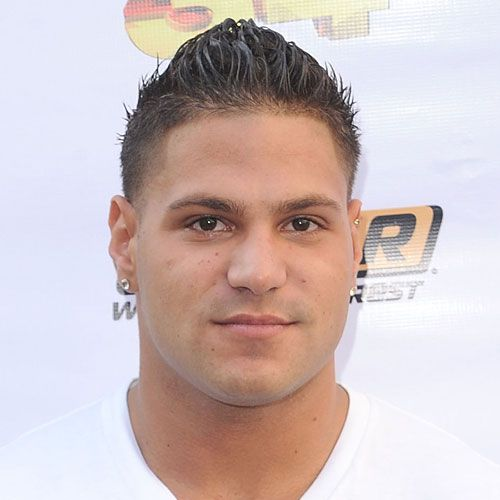 Ronnie Ortiz-Magro's Jersey Shore Haircut