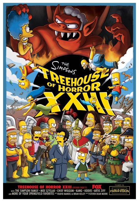 Treehouse of Horror Pictures
