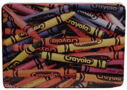 Crayola Crayons Tin 2000