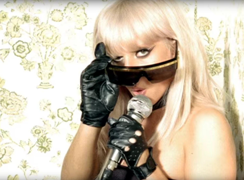 Lady Gaga Just Dance video