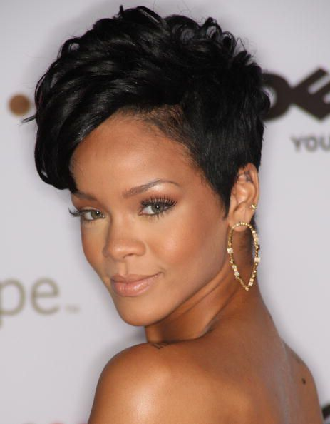 Pictures Of Rihanna Hair Styles