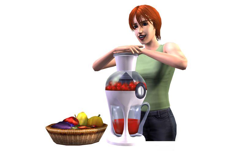 The Sims 2 Seasons Juicer
