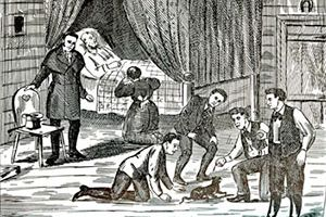 The Bell Witch event