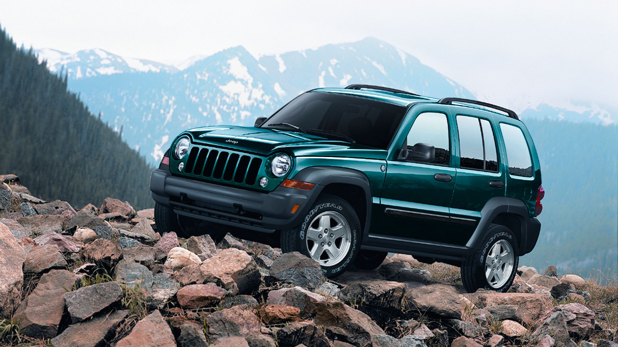 Jeep Liberty Mpg >> 2006 Jeep Liberty Limited 4x4 Crd New Suv Review