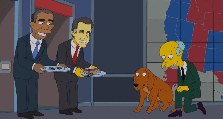 5 U.S. Presidents Who Were Skewered on the Simpsons