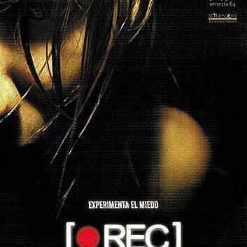 'Rec' movie poster
