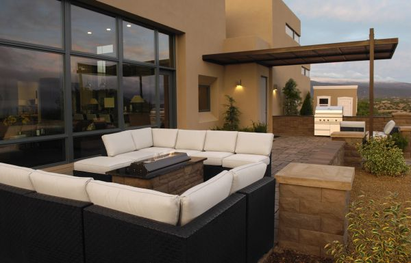 2010 HGTV Dream Home Photos - Picture of the Backyard Porch of the 2010 Dream Home